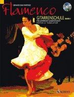 Flamenco Gitarrenschule, m. 2 Audio-CDs. Bd.1