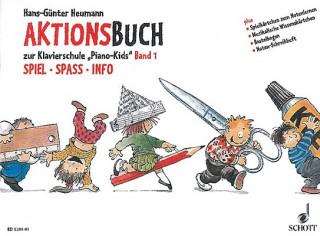 Piano Kids, Aktionsbuch. Bd.1
