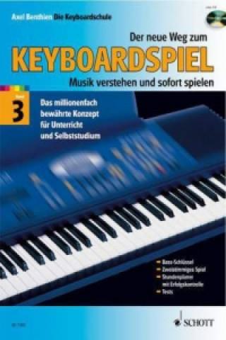 Der neue Weg zum Keyboardspiel. Bd.3