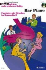 Klavierspielen, mein schönstes Hobby, Bar Piano, m. Audio-CD