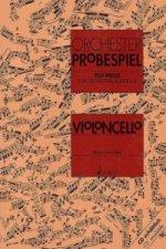 Orchester-Probespiel Violoncello