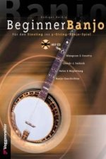 Beginner Banjo, m. Audio-CD