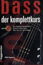 Bass. Der Komplettkurs, m. Audio-CD