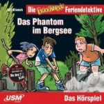 Das Phantom im Bergsee, Audio-CD