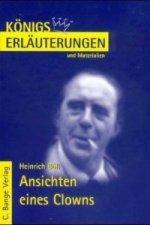 Heinrich Böll 'Ansichten eines Clowns'