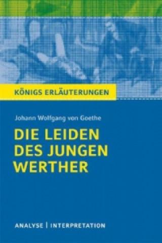 Johann Wolfgang Goethe Die Leiden des jungen Werther