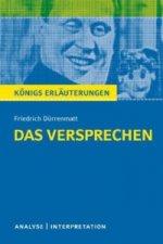 Friedrich Dürrenmatt 'Das Versprechen'