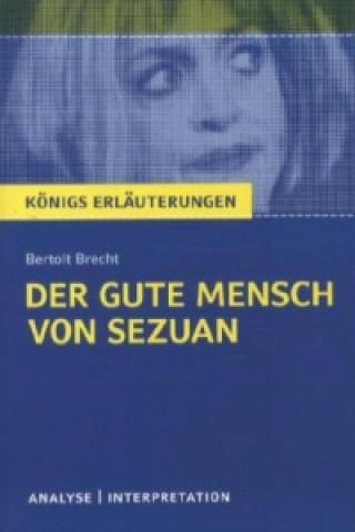 Bertolt Brecht Der gute Mensch von Sezuan