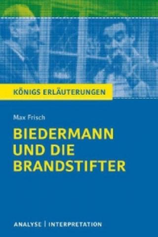 Max Frisch Biedermann und die Brandstifter