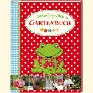 Oskars großes Gartenbuch