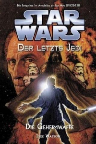 Star Wars, Der letzte Jedi - Die Geheimwaffe
