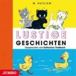 Lustige Geschichten, Audio-CD
