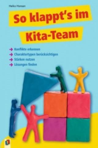 So klappts im Kita-Team!