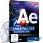 Adobe After Effects CS6, DVD-ROM