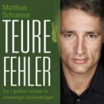 Teure Fehler, 4 Audio-CDs + 1 MP3-CD