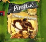 Piratten! - Gefangen in Rattuga, 1 Audio-CD