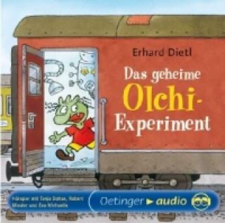 Das geheime Olchi-Experiments