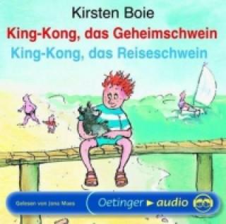 King-Kong, das Geheimschwein; King-Kong, das Reiseschwein