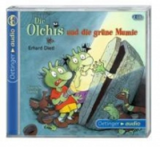 Die Olchis und die grüne Mumies