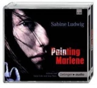 Painting Marlene