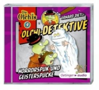 Olchi-Detektive - Horrorspuk und Geisterspucke