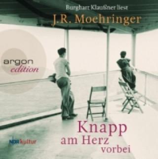 Knapp am Herz vorbei, 8 Audio-CD