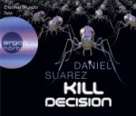 Kill Decision, 6 Audio-CDs