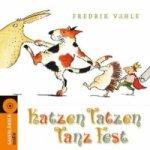 Katzen-Tatzen-Tanz-Fest, 1 Audio-CD