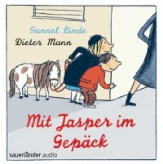 Mit Jasper im Gepäcks