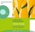 China Study, 3 Audio-CDs