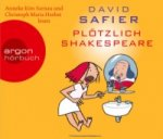 Plötzlich Shakespeare, 4 Audio-CDs