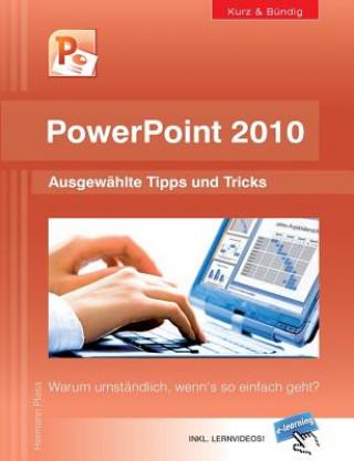 PowerPoint 2010 kurz und bundig