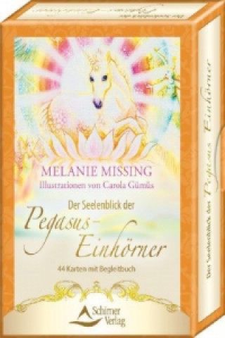 Der Seelenblick der Pegasus-Einhörner Meditationskarten