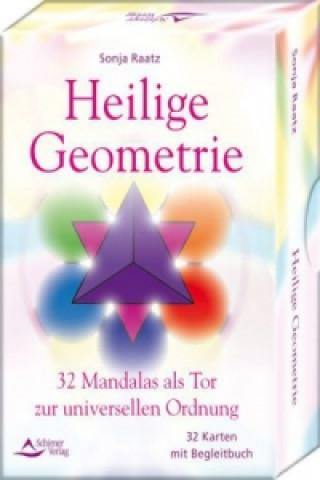 Heilige Geometrie, Meditationskarten u. Begleitbuch