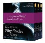 Fifty Shades of Grey, Die Gesamtausgabe (Teil 1-3), 6 Audio-CD,