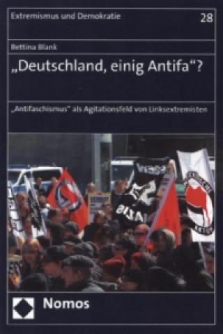 Deutschland, einig Antifa?
