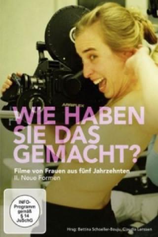 Wie haben Sie das gemacht? Filme von Frauen aus fünf Jahrzehnten. Tl.2