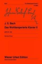 Das Wohltemperierte Klavier BWV 870-893. Tl.2