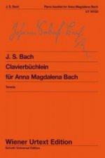 Clavierbüchlein der Anna Magdalena Bach, für Klavier
