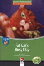 Fat Cat's Busy Day, w. Audio-CD/CD-ROM