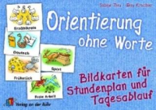 Orientierung ohne Worte, Bildkarten für Stundenplan und Tagesablauf