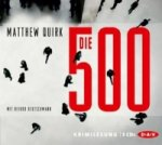 Die 500, 5 Audio-CDs