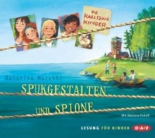 Die Karlsson-Kinder - Spukgestalten und Spiones