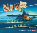 Die Karlsson-Kinder - Wombats und wilde Kerle, 2 Audio-CDs