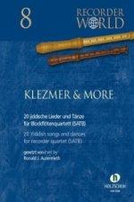 Klezmer & More, für Blockflötenquartett
