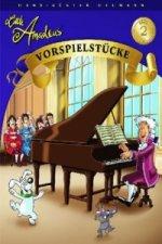 Little Amadeus, Vorspielstücke. Bd.2