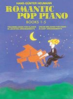 Romantic Pop Piano. Bd.1-5