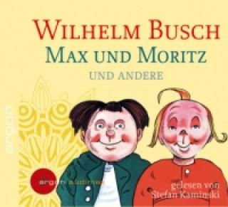 Max und Moritz und andere Geschichtens