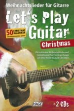 Let's Play Guitar - Christmas, m. 2 Audio-CDs