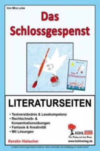 Mira Lobe Das Schlossgespenst, Literaturseiten